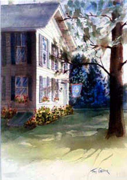Watercolor classes Northern Kentucky